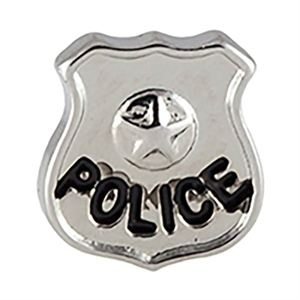 Picture of Police Badge Charm