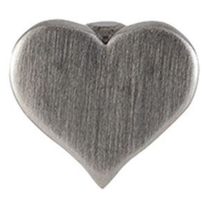 Picture of Silver Heart Slider Charm