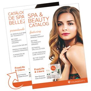 Picture of Youngevity Spa and Beauty 2018 Catalog  (Single)